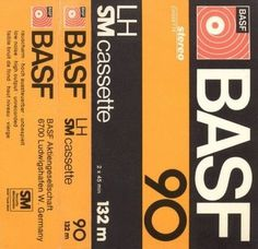 Mr Krum & His Wonderful World Of Bizarre: Blank Cassette Tapes (part 2) #casette #tape #basf