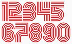 Typography, nike, custom, retro,