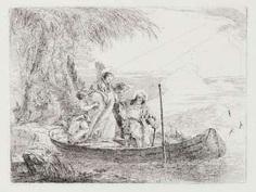 TIEPOLO, GIOVANNI DOMENICO 1727 Venedig - 1804 ebenda