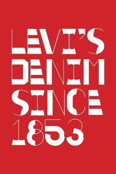 Fresh Britain/Levi's – Project L — Build #dg