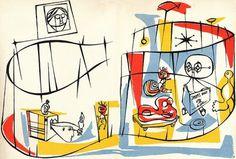 50 Watts #design #graphic #retro #books #illustration #colors