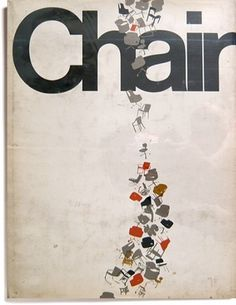 Counter-Print.co.uk - Chair the State of the Art Sold #cover #chair