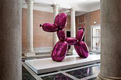 Palazzina Grassi: the headquarters of the Venice Biennale