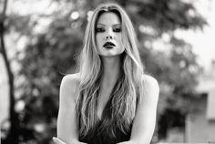 Maria by Iraklis #portrait #photography #b&w