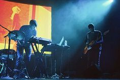 Tycho Live Band Photos + Seattle #tycho #zac #hansen #brown #scott #liveband