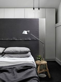 The Design Chaser: Homes to Inspire | Calm and Collected #interior #design #decor #bed #deco #decoration