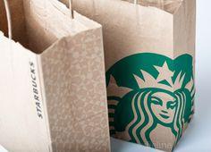 Starbucks RebrandedPackaging - TheDieline.com - Package Design Blog
