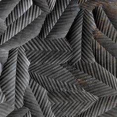 Sophisticated Textures Designed to Transform the Wall - #wallcoverings, #walls, #walldecor,
