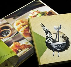 Loong Yuen Restaurant Menu #design #illustration #photography #menu