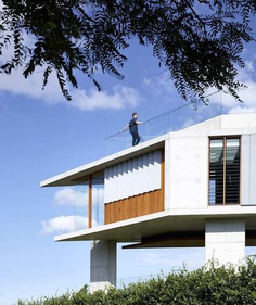 Clifftop Residence / Joe Adsett Architects 1