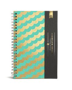 Kortney Collection #stationary #cover #gold #notebook #paper