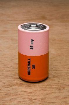 #battery #pill