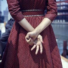 The Lost Work of Vivian Maier » ISO50 Blog – The Blog of Scott Hansen (Tycho / ISO50) #dress #retro #hands