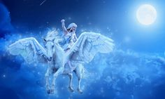 Fantasy Horse Awesome Download Hd Wallpapers For Pc – WallpapersBae