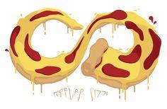 kids — Kids' Forever Pizza #forever #pizza