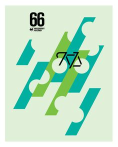 Caleb Kozlowski cycling posters | Veerle's blog 3.0 #poster #bike #bicycle #cycling