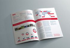 Camco Afognak Island brochure on Behance