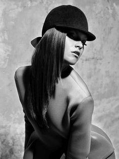 Veneda Budny by Schmidt #sexy #model #woman #girl #glamour #photograph #photography #portrait #fashion #beauty
