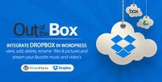 Dropbox WordPress Plugin