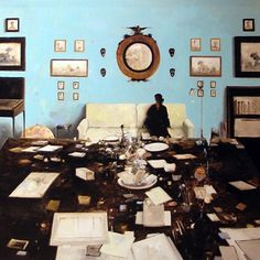 GEOFFREYJOHNSON3.jpg (JPEG Image, 574×574 pixels) #interior #painting
