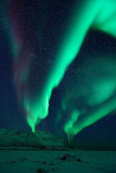Aurora #aurora #sky #northern #color #lights #space #borealis