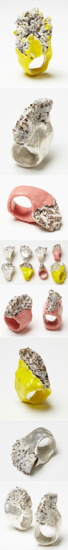 aneta_regel #ring #jewelry #ceramic #jewellery