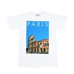 "colette PARIS NORD T Shirt ""Paris Rome"""