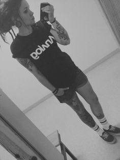 Perfection∞ #analog #girl #apparel #american #tattoo #vans #cute