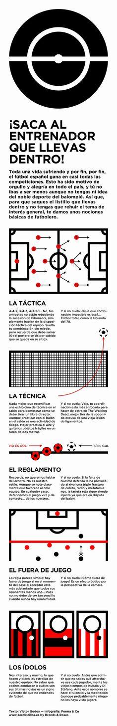 infografia futbol #infografia