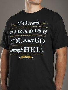 Paradise Black T-Shirt [S11-BLK-Paradise-T] : Calico No.9 Store, Live In The Last #swag #lookbook #serif #paradise #calico9 #street #fashion #style