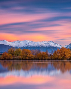 Stunningly Beautiful Landscapes of New Zealand by Laurie Winter