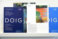 AtrespuntosBlog / Freytag Anderson #exhibition #identity