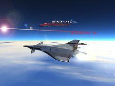 SXT-A IRON SPEED #innovation #aircraft #space #concept #technology