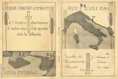 1321545564962_immagine12-copertinadiquadernodiscuoladelperiodofascista.jpg 500×336 pixels #illustration #retro #vintage #map