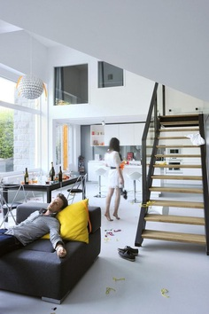 Loft Conversion and Renovation with Efficient Use of Space 5