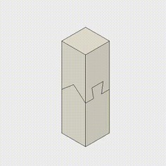 These Mesmerizing GIFs Illustrate the Art of Traditional Japanese Wood Joinery