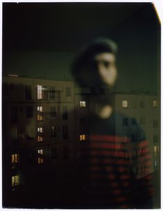 Appt. 1273 on Behance #instant #photography #portrait #light