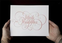 infinitepossibilities.jpg (630×443) #fonts #script #typography
