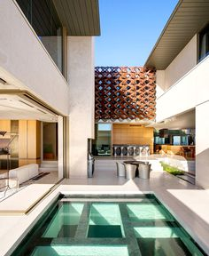 Amazing South African Mansion by SAOTA Architects - architecture, house, house design, dream home, #architecture