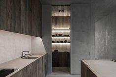 Concrete Penthouse in Antwerp by Vincent Van Duysen 5
