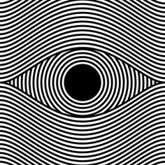 #illustration #eye #blackandwhite