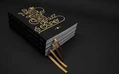 Lead Image #gold #print #zine #black