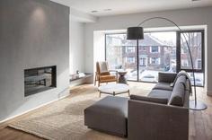 Toronto Midtown Triplex by JCI Architects 2