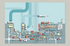 www.lamosca.info #information #container #port #illustration #ship