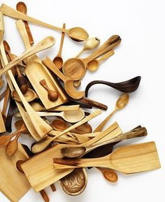 FFFFOUND! | Graphic-ExchanGE - a selection of graphic projects #utensils #spoons #wooden