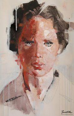 Dario Moschetta | PICDIT #painting #artist #portrait #art