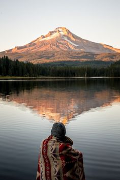 Mat Rick Photography- Trillium Lake, Oregon