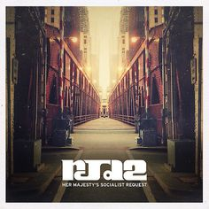 "RJD2's new single ""Her Majesty's Socialist Request"". Album design and photography by Brandon Page. #album #page #brandon #design #rjd2 #music #layout"