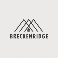 Breckenridge Ski Resort - Stopbreathing #mark #logo #stopbreathing #breckenridge