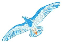FFFFOUND! | sodavekt #illustration #seagull